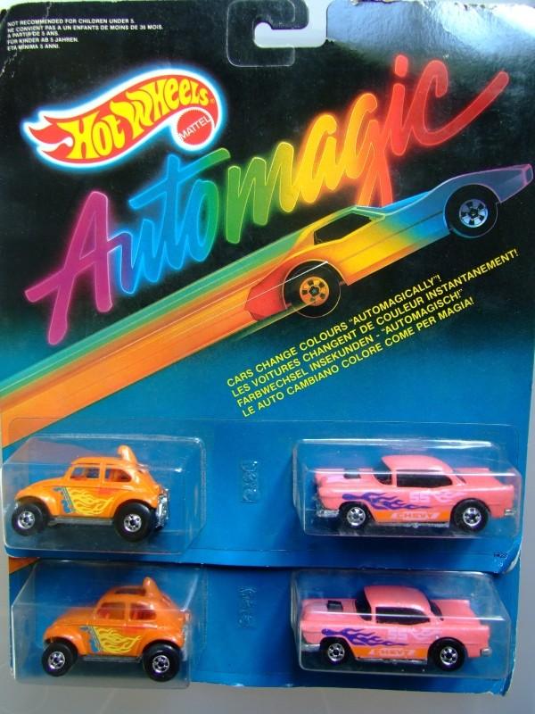 Voitures qui changent de couleur - Hotwheels Automagic Dscf1210