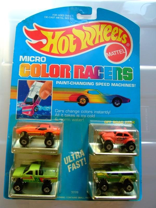 Voitures qui changent de couleur - Hotwheels Automagic Dscf1211