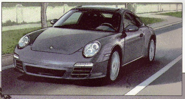Porsche et BD Img43810