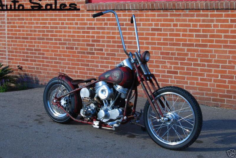 véhicule US et les belles vintage européennes. - Page 3 Harley10