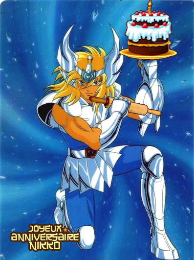 Joyeux Anniversaire Nikko de l'Espace Hyoga_10