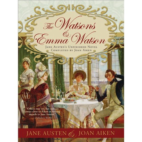 The Watsons, roman inachevé 51fvwi10