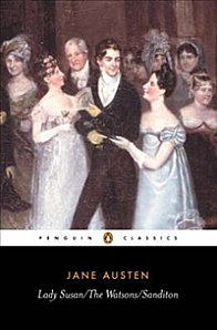 The Watsons, roman inachevé Ladysu10