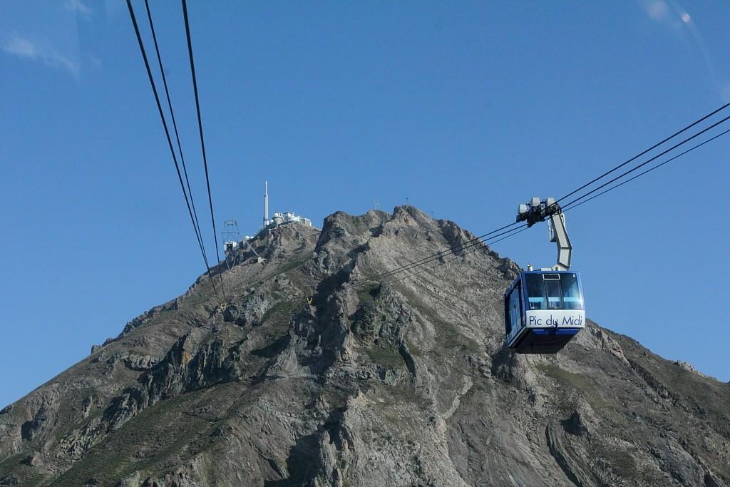 Astro dans les Pyrénées Arrive10