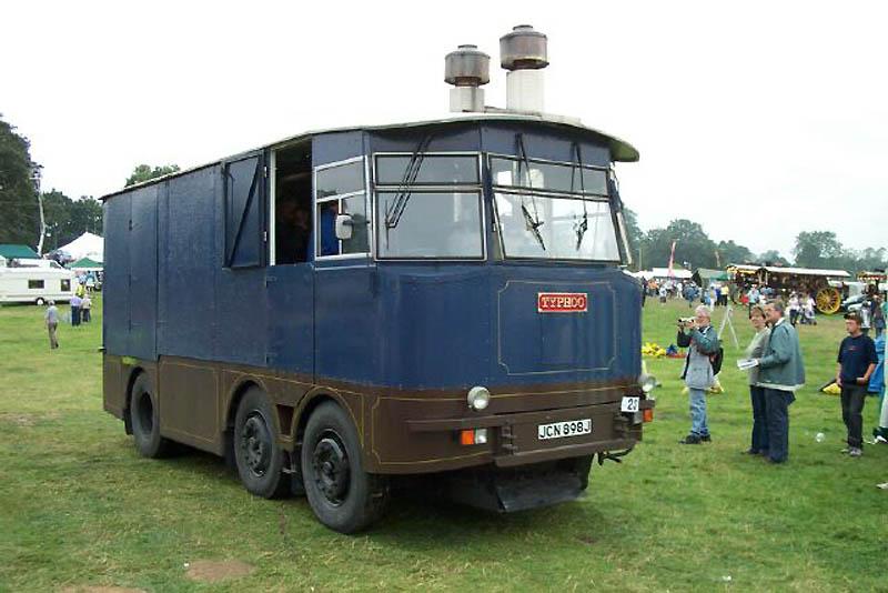 Cam's à vapeur... A510
