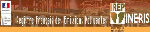 Registre français des émissions polluantes.... Bdhaut10