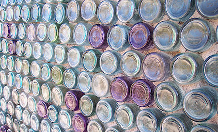 Maisons en bouteilles plastok..... Beboho10