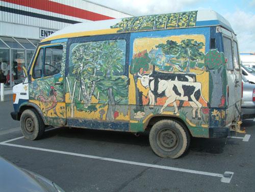 La vache !... Camion11