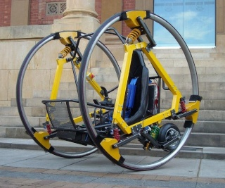 Electric dicycle... Edward10