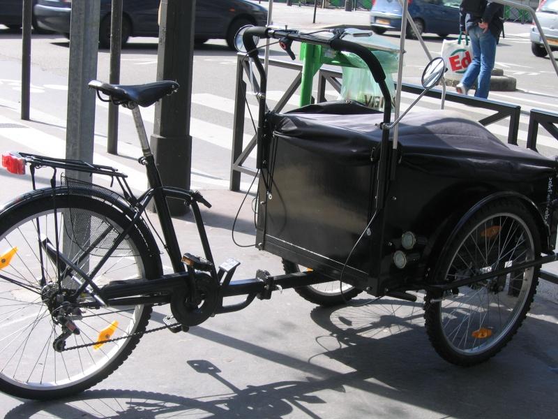 Un tricycle porteur We_01610