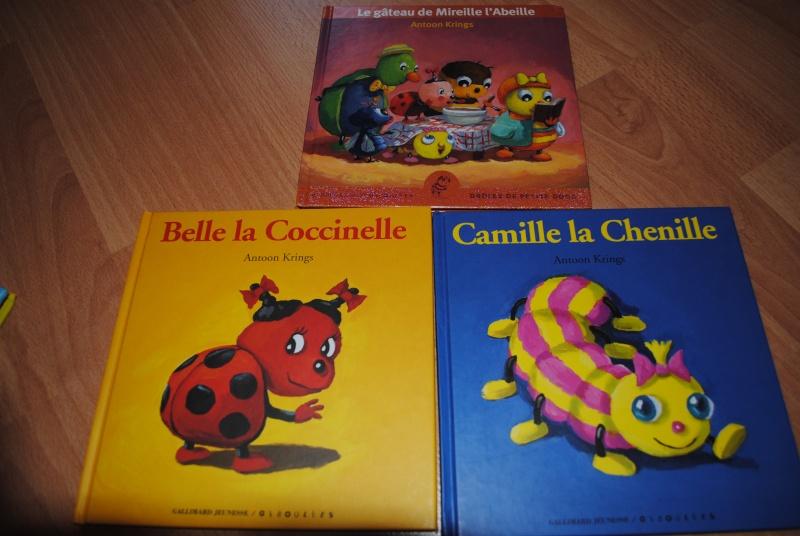 Livres divers : Babar, Petites Bêtes,... Blog_l12
