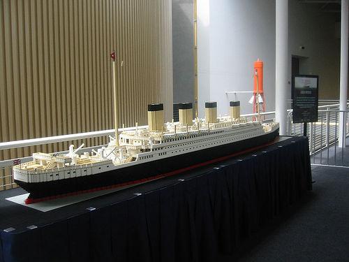 Titanic en Lego 29695710