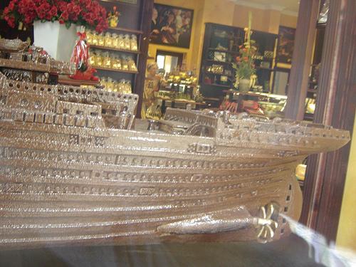 Titanic en gâteaux et chocolat - Page 2 76029710
