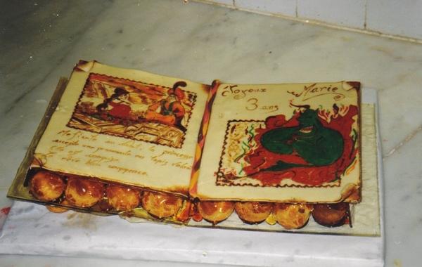 Titanic en gâteaux et chocolat - Page 2 Ala2110