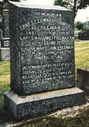 Ernest Freeman [secrétaire particulier d'Ismay] Freman10