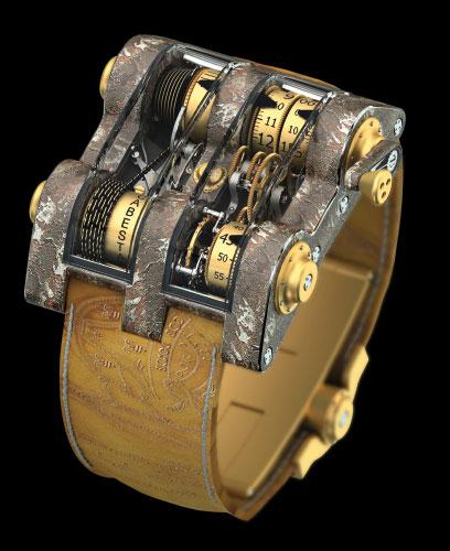 L'acier du Titanic recyclé en montre de luxe - Page 5 Mtr_ro12