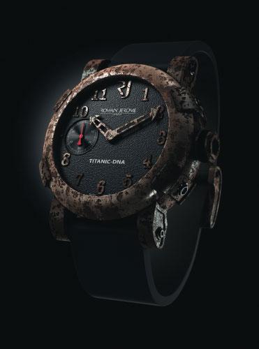 L'acier du Titanic recyclé en montre de luxe - Page 5 Mtr_ro14