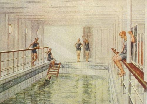 Vos pièces préférées sur le Titanic Piscin11