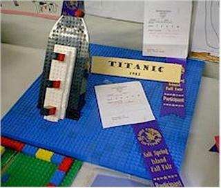 Titanic en Lego Titani12