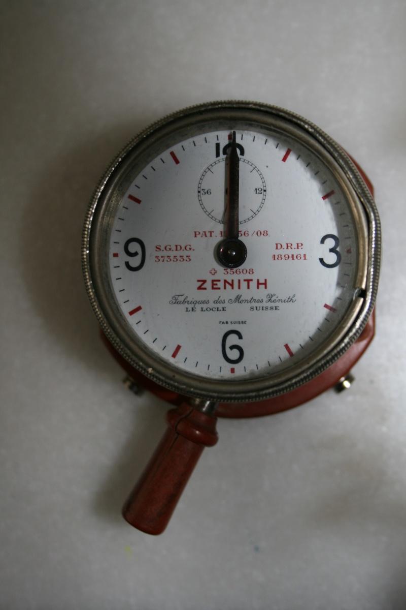 Retour de broc - instrument de mesure tel ZENITH - avis aux collectionneurs Photo_11
