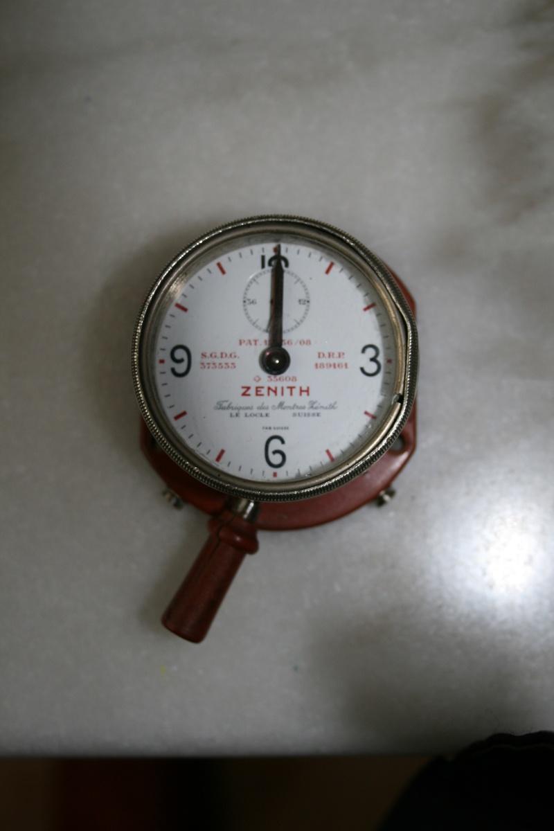 Retour de broc - instrument de mesure tel ZENITH - avis aux collectionneurs Photo_12