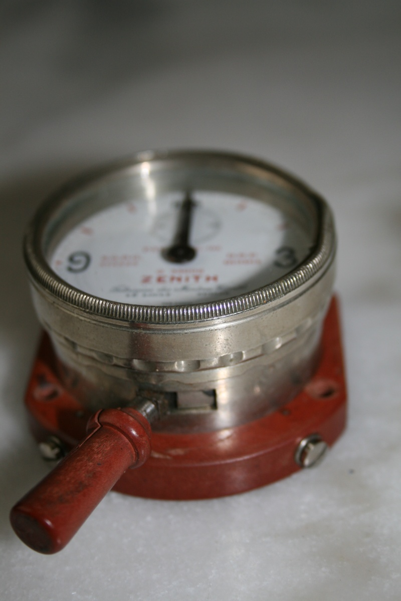Retour de broc - instrument de mesure tel ZENITH - avis aux collectionneurs Photo_13