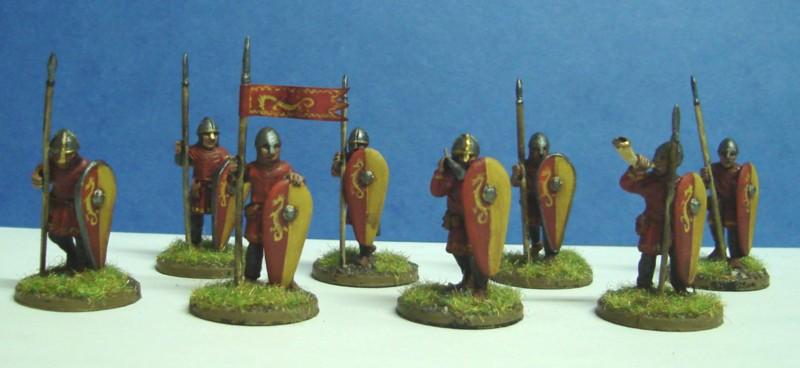 Les Figs de Silverpaint68 : Divers trucs que j'ai peint (plus ou moins) récemment... - Page 2 Flaman10