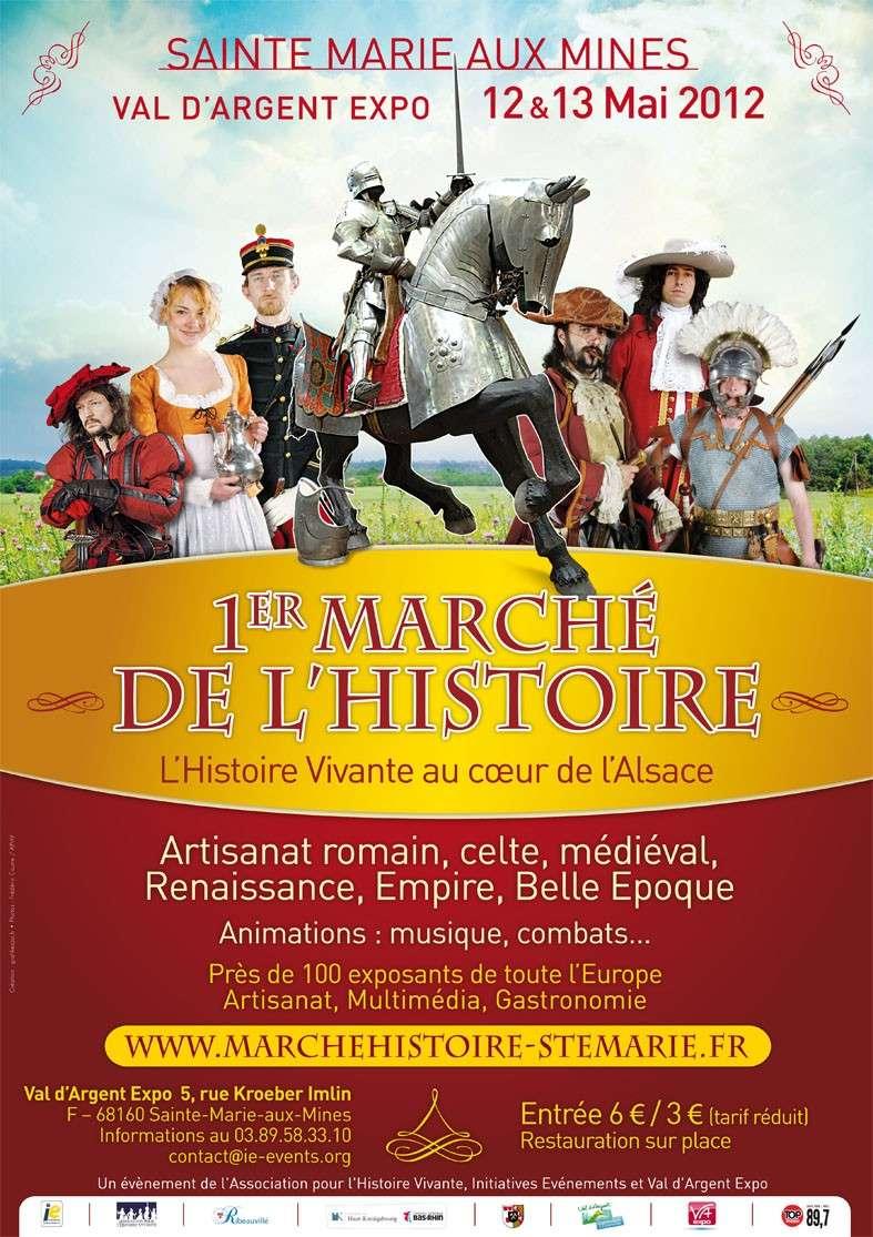 [68] 1er Marché de l'Histoire Marche10