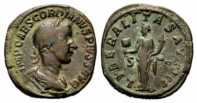 La 3e libéralité de Gordien III Image011