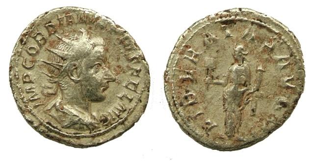 La 3e libéralité de Gordien III Libera12