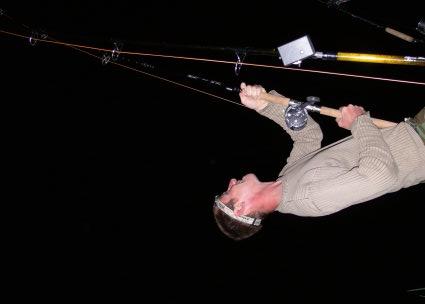Pêche 100% sauvage sur le grand Rhône, Combat12