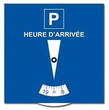 Disque de stationnement : un nouveau modèle depuis le 1er janvier 2012 Arton110