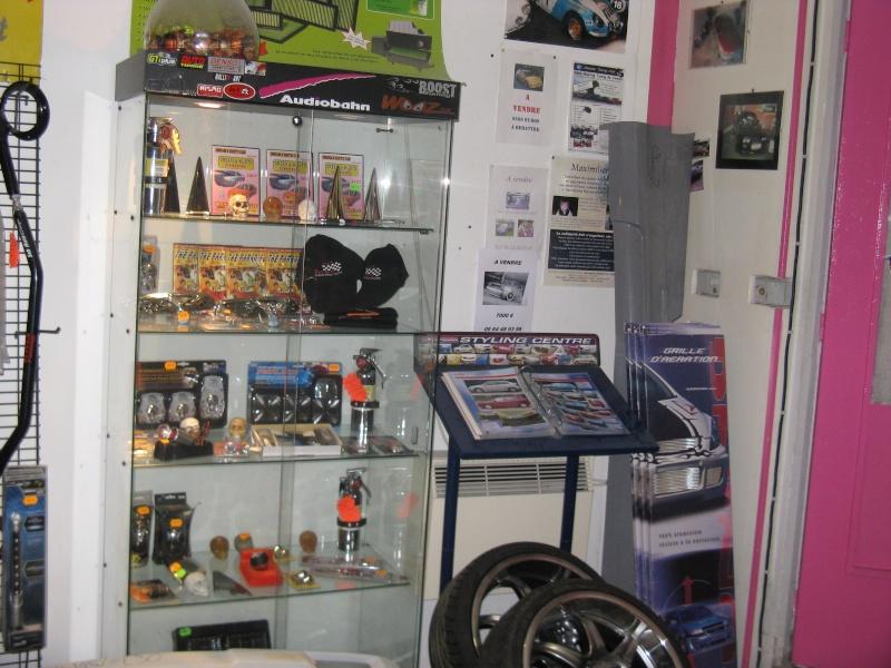 LA BOUTIQUE DE SEB AUTO (en video et photos) Img_0143