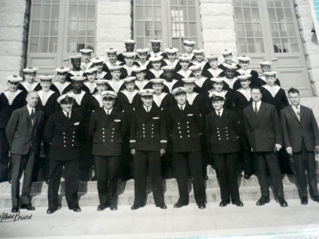 École des Mousses 11ème escouade, année 1962/1963 Ancien10
