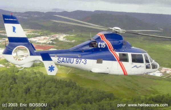 [ Aéronavale divers ] Hélicoptère DAUPHIN - Page 2 Dauphi10