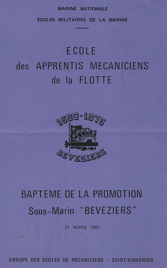 BÉVÉZIERS (SM) Promot10