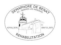 SÉMAPHORE - CAP BENAT ( VAR) Tampon10