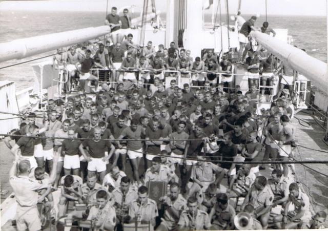 Vers la Guyane août 1973 Ville_10