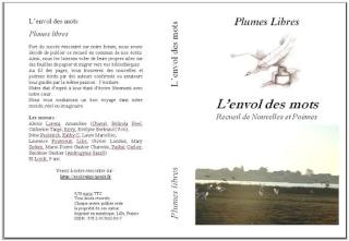 Le recueil des écrivains libres Couver11