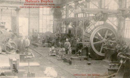 Les usines .... - Page 2 Volant10
