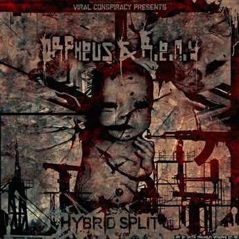 [VC031.2] Orpheus & R.E.M.Y - Hybrid Split -- Viral Conspiracy Records _artwo10