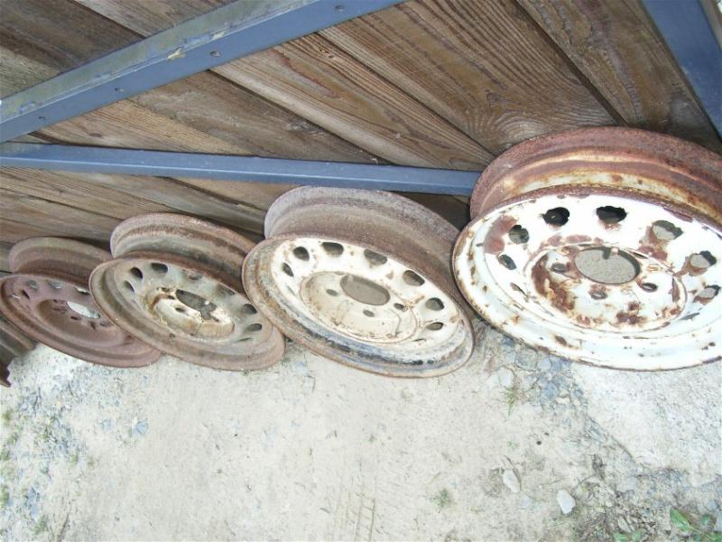 roues artillerie Divers32