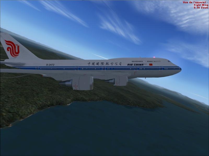 [Concours n° 24] Boeing 747-400 avec mise en valeur du réacteur 2011-714
