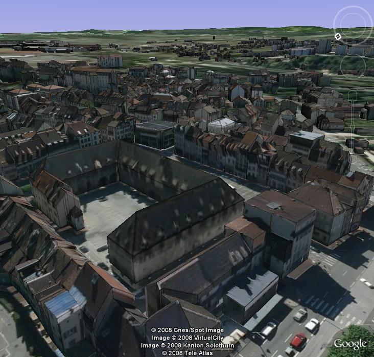 Montbeliard, 1ere ville française entiérement en 3D A_mont11