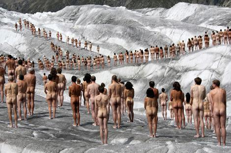 Spencer Tunick, photographe de nus de masse A_spen13