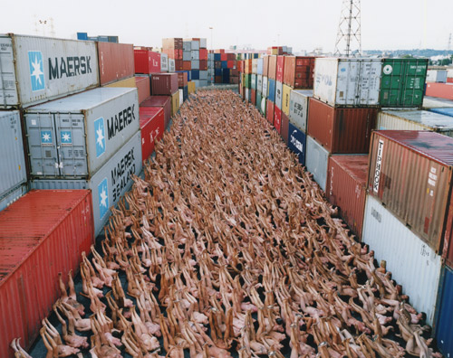 Spencer Tunick, photographe de nus de masse A_spen16