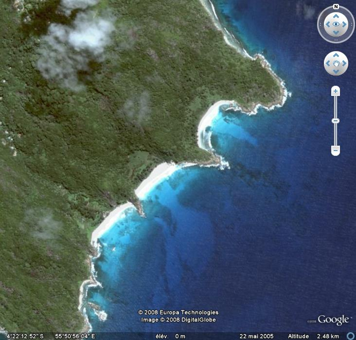 Anse de la source, la digue, seychelles,ocean indien Anse10