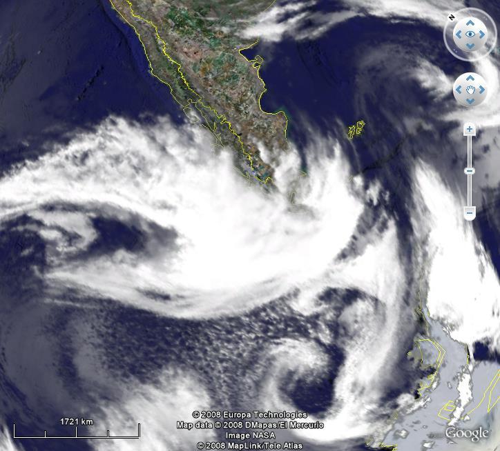 Tempête au Cap Horn, Chili, Amerique du sud Caphor10