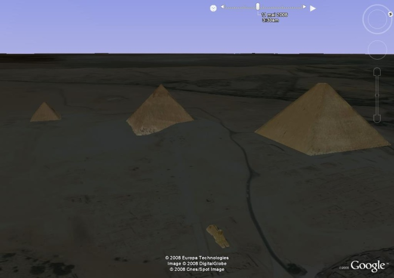 Lever de soleil , pyramides, le caire, egypte, afrique Im_pyr15