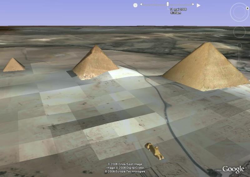 Lever de soleil , pyramides, le caire, egypte, afrique Im_pyr19
